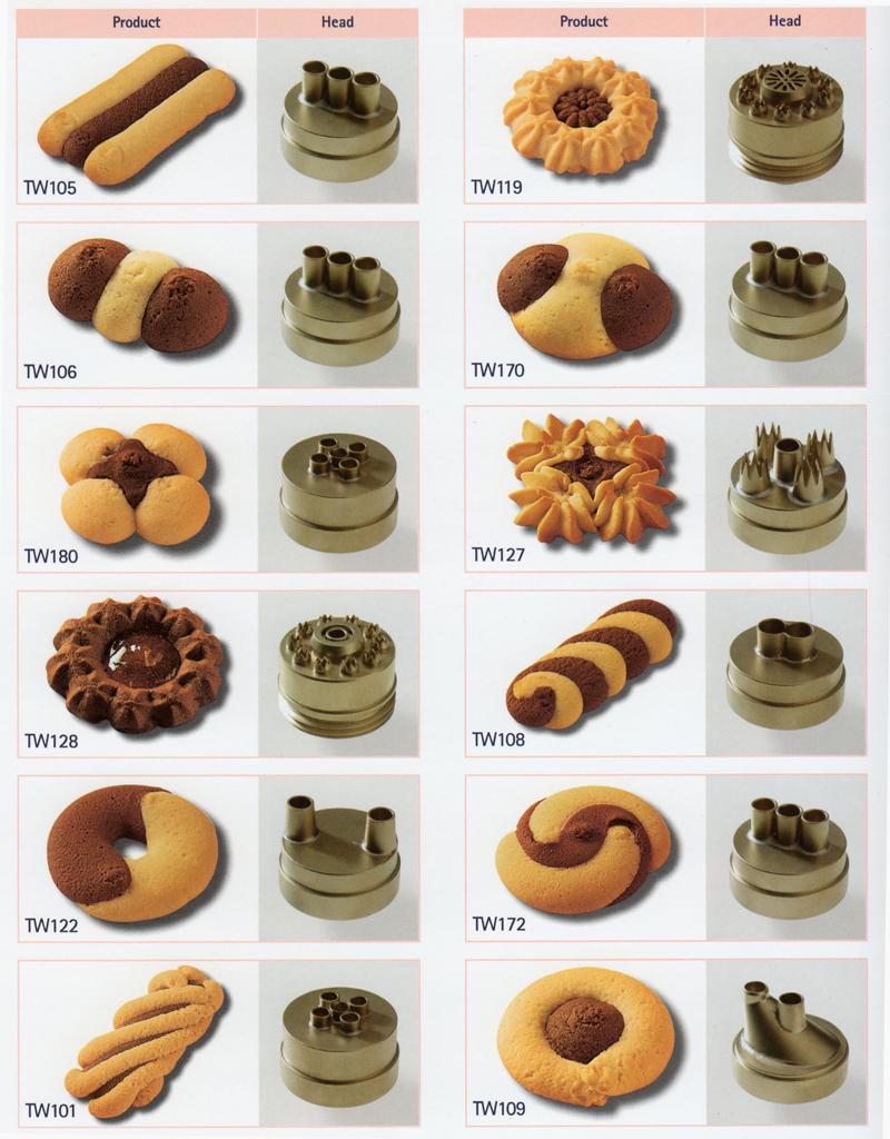 Рецепт для отсадного печенья